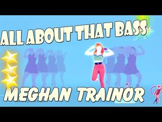 🌟 All About That Bass - Meghan Trainor -- Just dance 2016 🌟