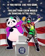 Ecolokids p1 whorun p1 jd2021 us vote promo instagram