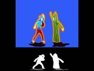 Just Dance 2015 Extract - Speedy Gonzales