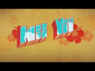 Kiss You background - Just Dance 2014