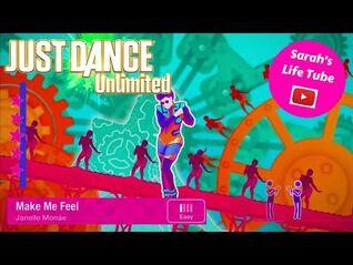 Make Me Feel, Janelle Monáe - MEGASTAR - Gameplay - Just Dance 2019 Unlimited -PS5-