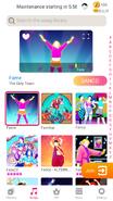Fame jdnow menu phone 2020