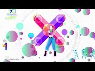 Just Dance 2020- Dua Lipa - Blow Your Mind (Mwah) - (MEGASTAR)