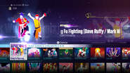 Kungfu jd2016 menu