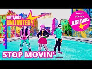 Stop Movin', Royal Republic - MEGASTAR, 3-3 GOLD, P2 - Just Dance 2020 Unlimited -PS5-