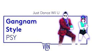 Gangnam Style - PSY Just Dance Wii U
