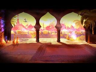 Istanbul (Not Constantinople) background - Just Dance 4