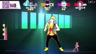 Just Dance Now What About Love (5 stars)