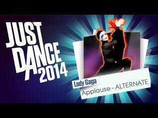 Just Dance 2014- Applause - Alternate (Coreografia oficial)