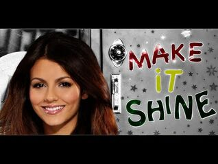 Victorious Cast featuring Victoria Justice - Make It Shine (Official Music Video)