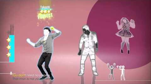 Blurred Lines - Just Dance 2016