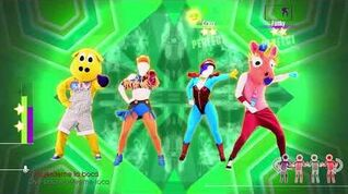 Just Dance 2016 Rabiosa Mashup 2 Players 5 stars Xbox One Kinect