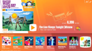 Kidsthelionsleepstonight jdnow menu updated