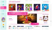 Soulsearch jd2020 menu