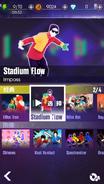 Stadiumflow jdcphone menu