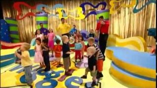 The Wiggles - Can You Point Your Fingers And Do The Twist (2002)