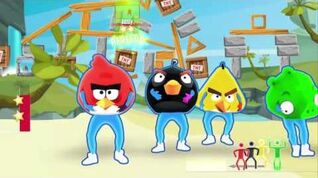 Angry Birds - Gameplay - Just Dance 2016