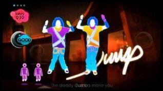 Just Dance 2 Jump