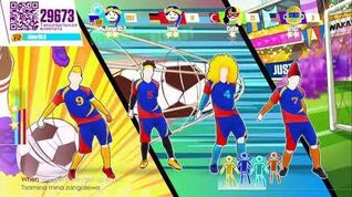 Waka Waka (This Time for Africa) (Football version) - Just Dance Now