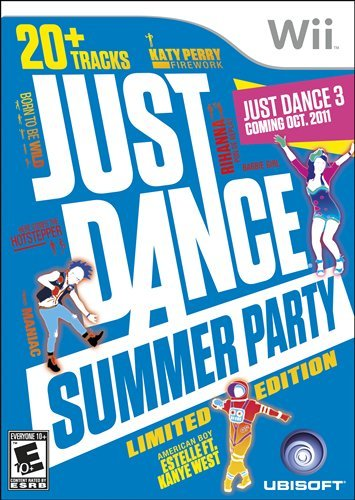 Just Dance: Summer Party (NTSC)