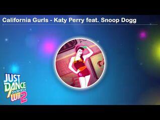 California Gurls - Just Dance Wii 2