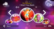Iwantyouback jd2 menu
