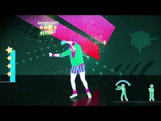 Just Dance 2016 (Unlimited) Wake Me Up Before You Go Go (5 Stars)