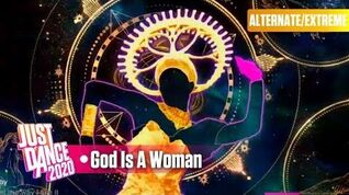 Just Dance 2020 - God is a Woman Alternative
