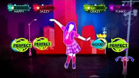 Kids in America - Just Dance 3 Gameplay Teaser (UK)