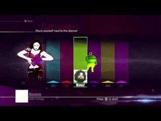 Maneater- Just Dance 2017 Unlimited by- Nelly Furtado 5 star