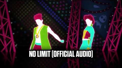 No Limit (Official Audio) - Just Dance Music