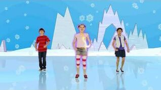 The Freeze Game - Just Dance Kids 2014 (No GUI)