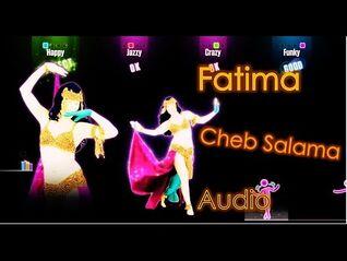 Fatima - Cheb Salama (Audio)