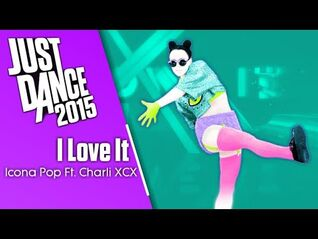 Just Dance 2015- I Love It (Challengers)