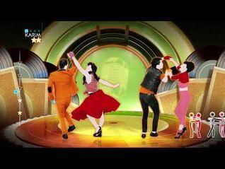 Just Dance 4 - Jailhouse Rock 5 étoiles ⭐️⭐️⭐️⭐️⭐️