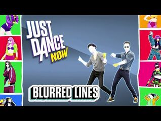 Just Dance Now - Blurred Lines (13K)