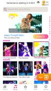 KIDSTheLionSleepsTonight jdnow menu phone 2020