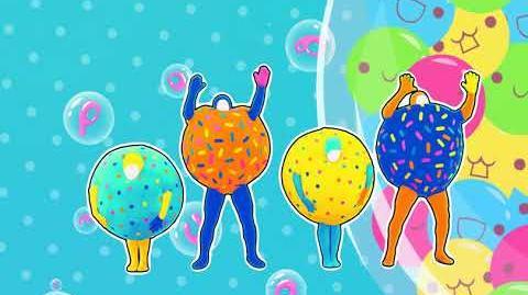 Bubble Pop! (Bubble Gum Version) - Just Dance 2018 (NO GUI)