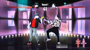 FineChinaVSGentlemanBAT jd2014 gameplay 2