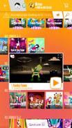 Funkytown jdnow menu phone 2017