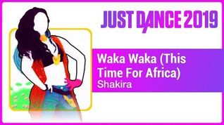 Just Dance 2019 (Unlimited) Waka Waka
