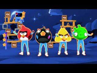 Just Dance 2020- Angry Birds - Balkan Blast Remix (Modo Kids)
