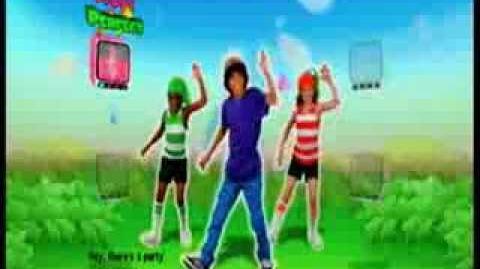Just Dance Kids Party In My Tummy by Yo Gabba Gabba!