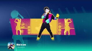 Just Dance 2018 (Unlimited) What Is Love