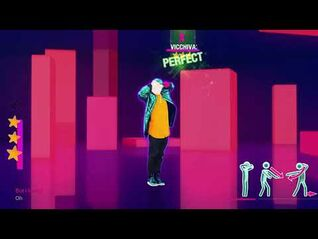Just Dance 2020- The Weeknd - Can't Feel My Face (MEGASTAR)