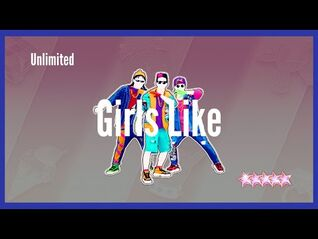 Just Dance 2021 (Unlimited) - Girls Like
