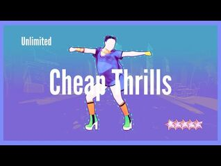 Just Dance 2021 (Unlimited) - Cheap Thrills