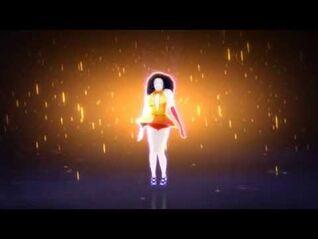 Just Dance 4 - Umbrella - NO GUI