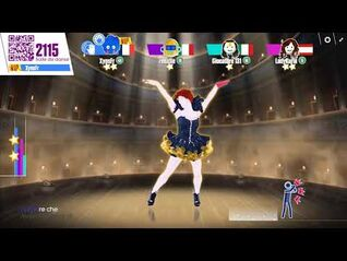 Just Dance Now - Cercavo Amore - 5 Stars (FIRST TRY)
