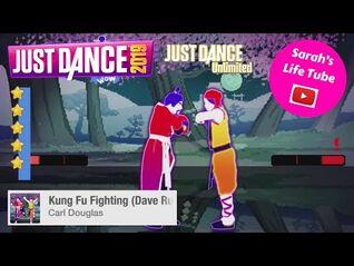 Kung Fu Fighting (Dave Ruffy- Mark Wallis Remix), Carl Douglas - 5 STARS - P1 - Just Dance 2019 Kids